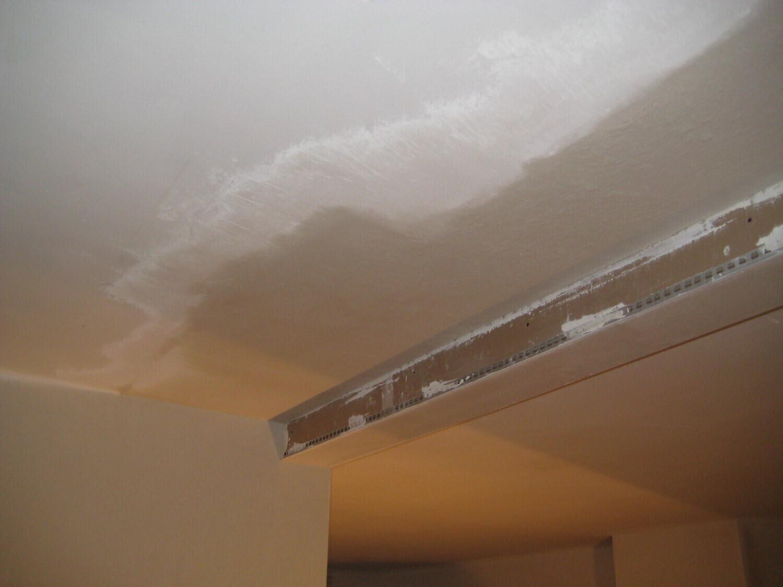 Plafond Badkamer Afsteken : Behang verwijderen brico voor de makers