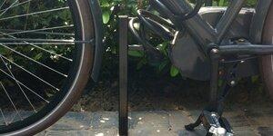 Faire soi-même une barre antivol pour vélos