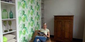 Behang je muur met vliesbehang