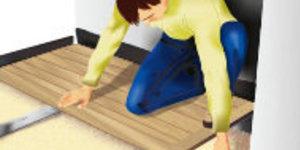 Poser un parquet ou un plancher