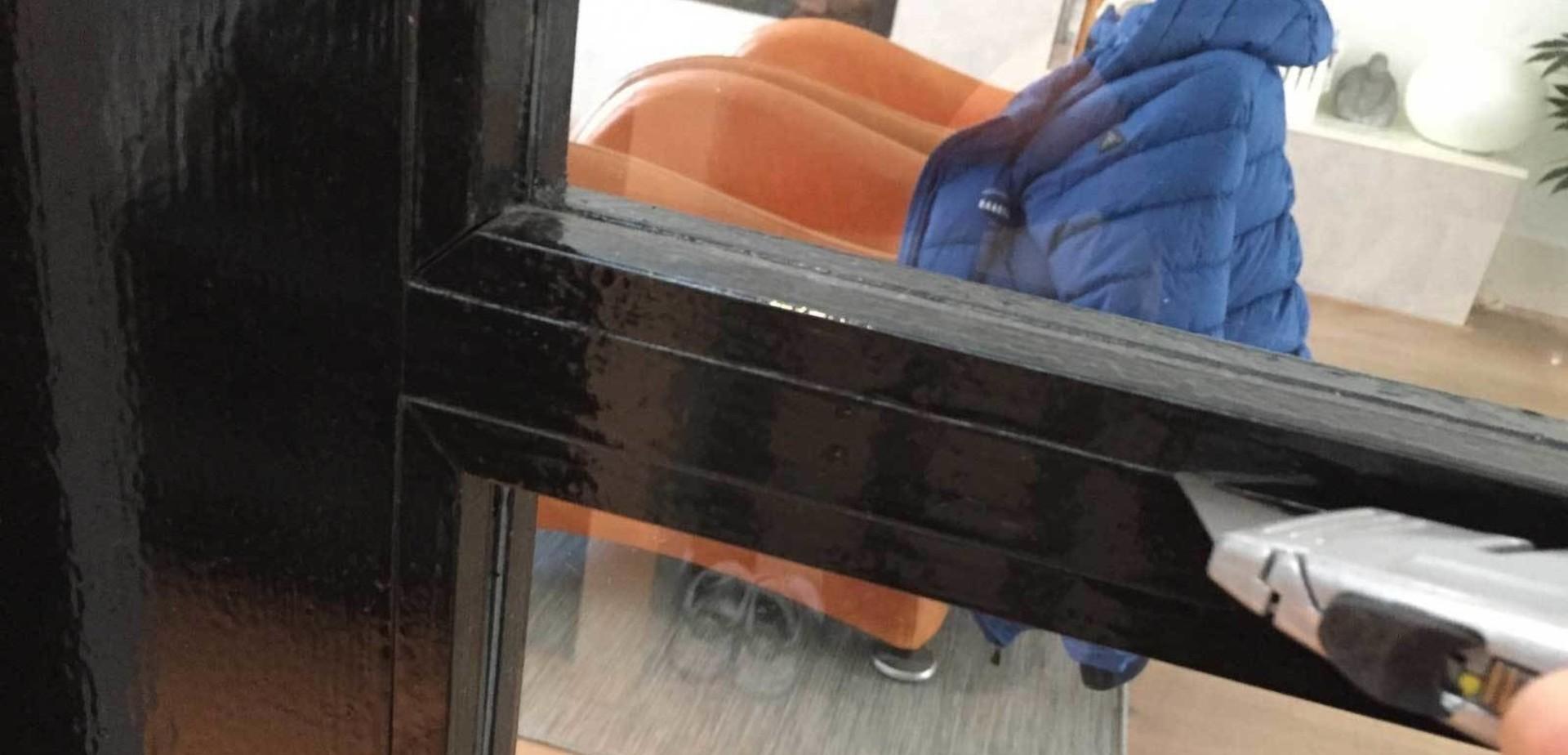 Remplacer La Vitre Du0027une Porte Intérieure