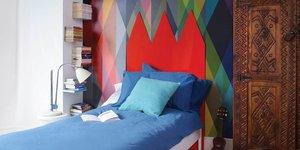 Tête de lit pour chambre d'enfant