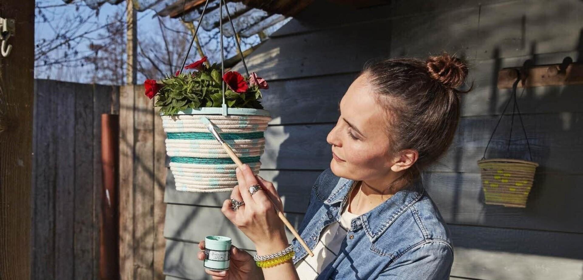 Plantenhanger Maken Brico Voor De Makers