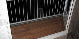 Une terrasse rehaussée sur votre balcon