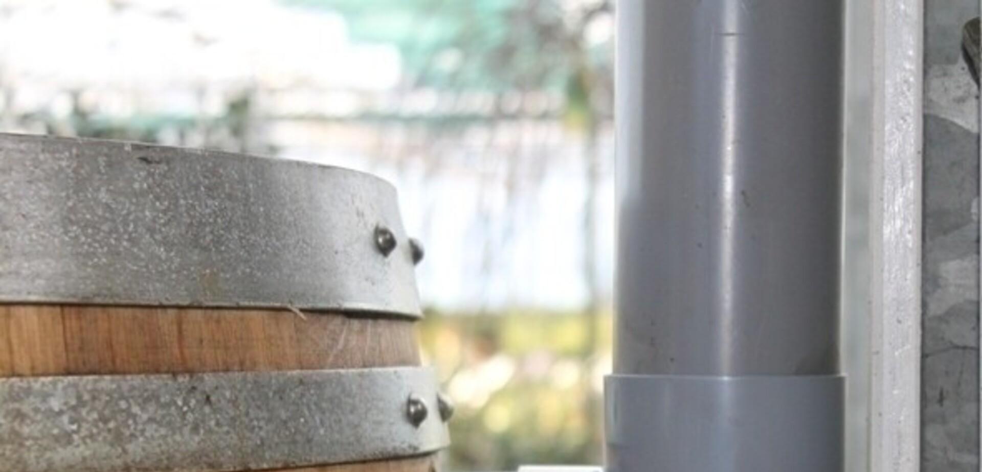 installer un r cup rateur d eau de pluie pour les makers. Black Bedroom Furniture Sets. Home Design Ideas