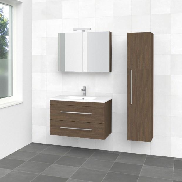 Suspendre soi-même ses meubles de salle de bains ou les faire poser?