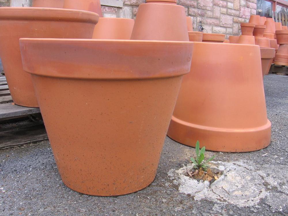 Quelle peinture convient pour des pots de terre cuite?