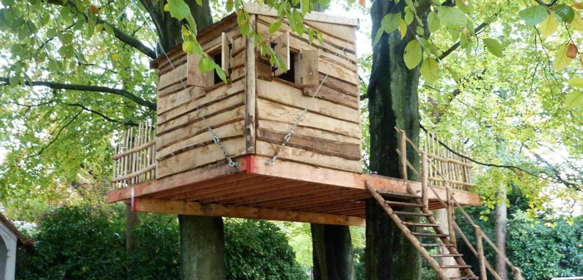 construisez votre propre cabane pour les makers