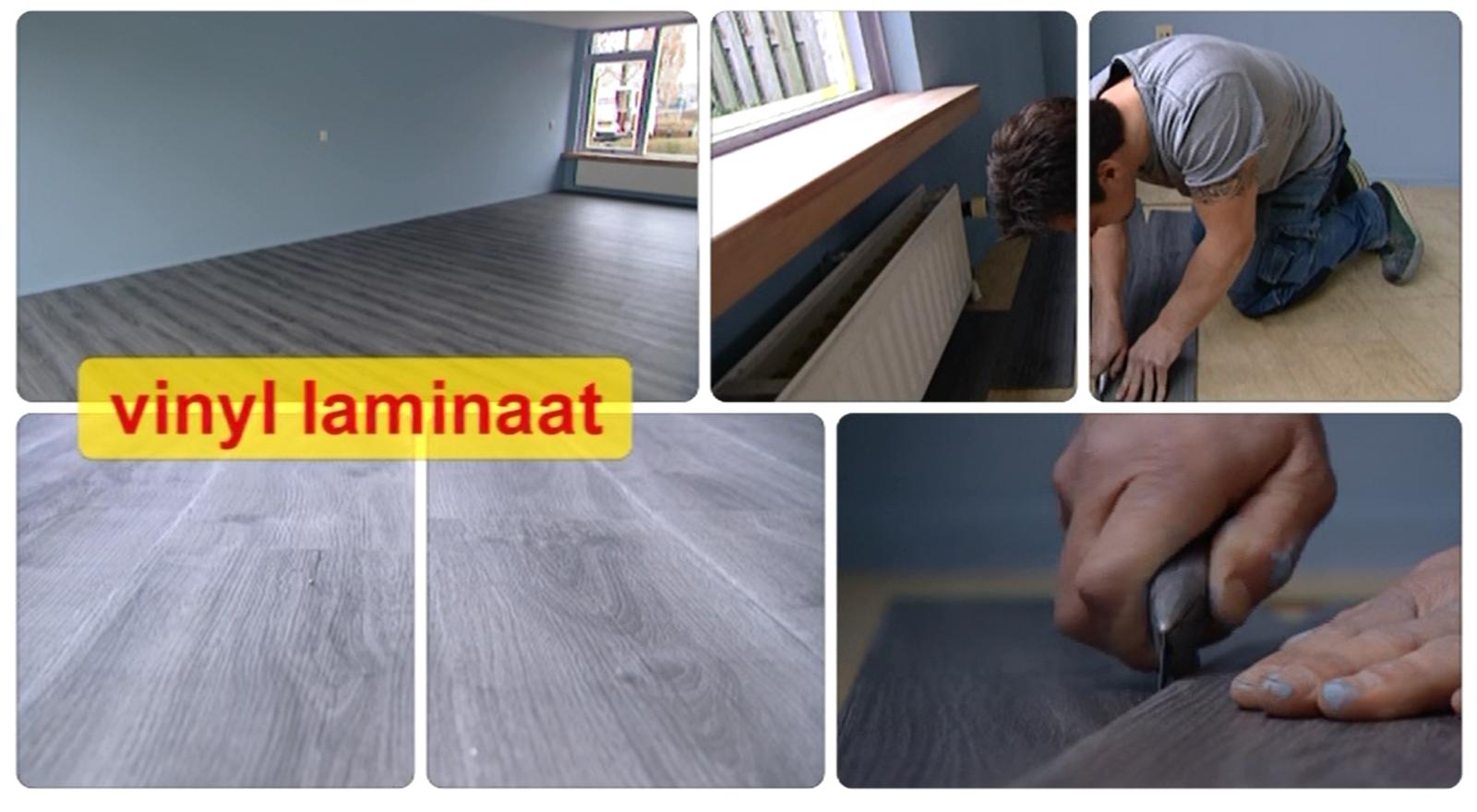Laminaat Badkamer Prijs : Klik vinyl laminaat leggen brico voor de makers