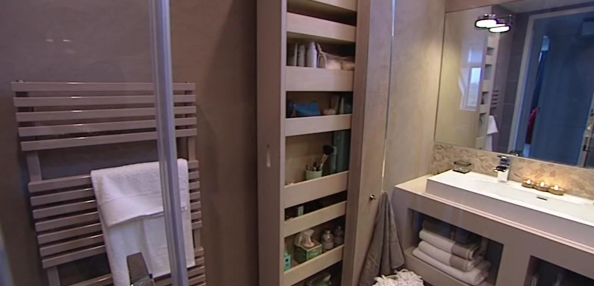 Apothekerskast voor in de badkamer - Voor de makers