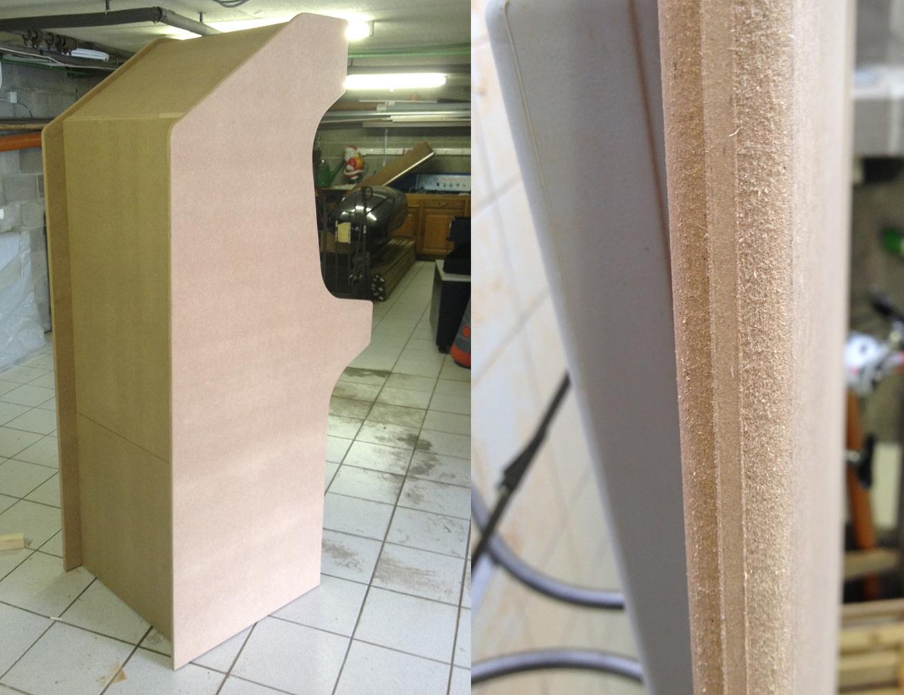 Peut On Mettre Du Mdf Dans Une Salle De Bain ~ peindre un meuble en mdf pour les makers