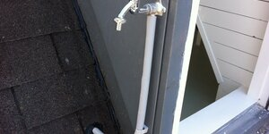 Réaliser un robinet extérieur