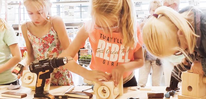 7 bricolages complètement dingues pour les jeunes makers !