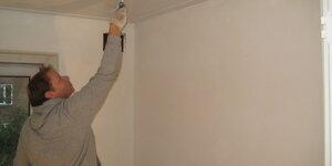 Encastrer des spots dans le plafond pour les makers for Peindre un plafond