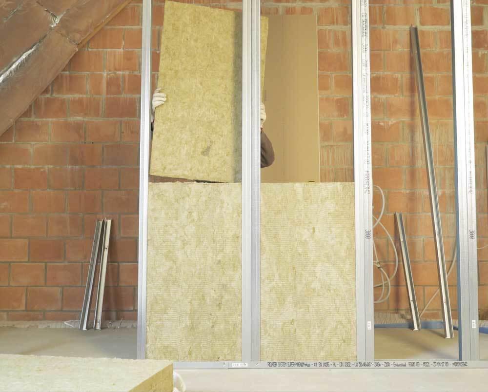 Construire une cloison pour les makers for Construire une cloison amovible