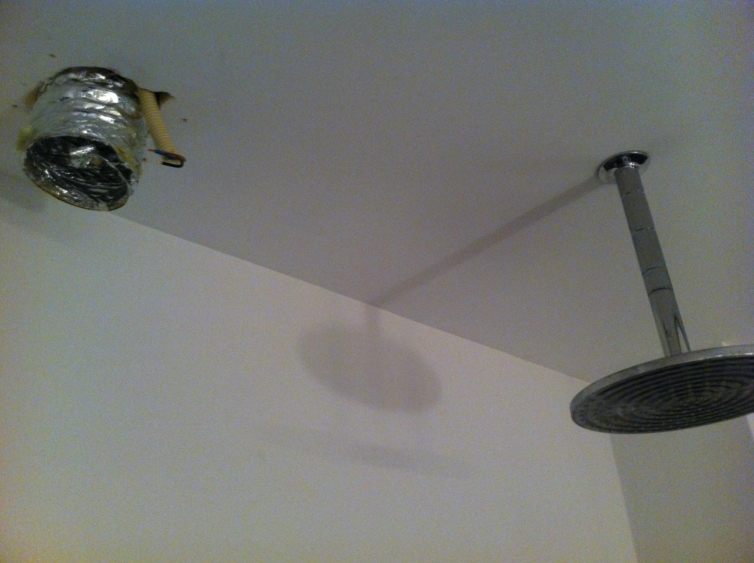 Elektrische Afzuiging Badkamer : Plafondventilator monteren brico voor de makers