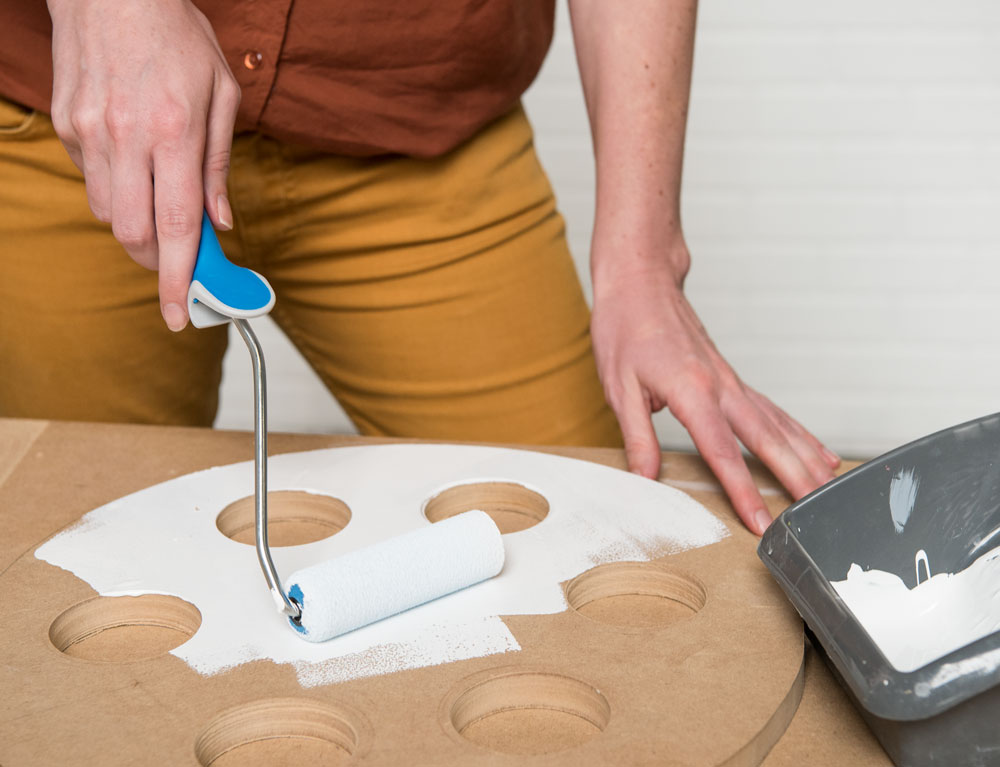fabriquer un luminaire suspendu pour les makers. Black Bedroom Furniture Sets. Home Design Ideas