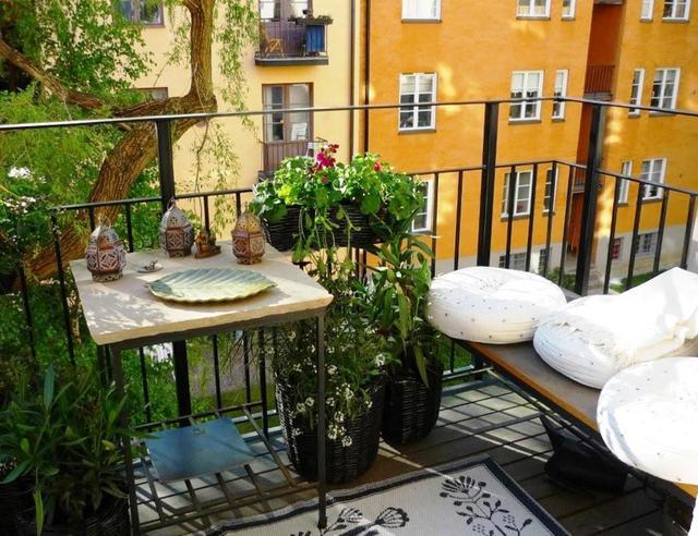 Houten Tegels Balkon : Houten buitenvloer voor het balkon brico voor de makers
