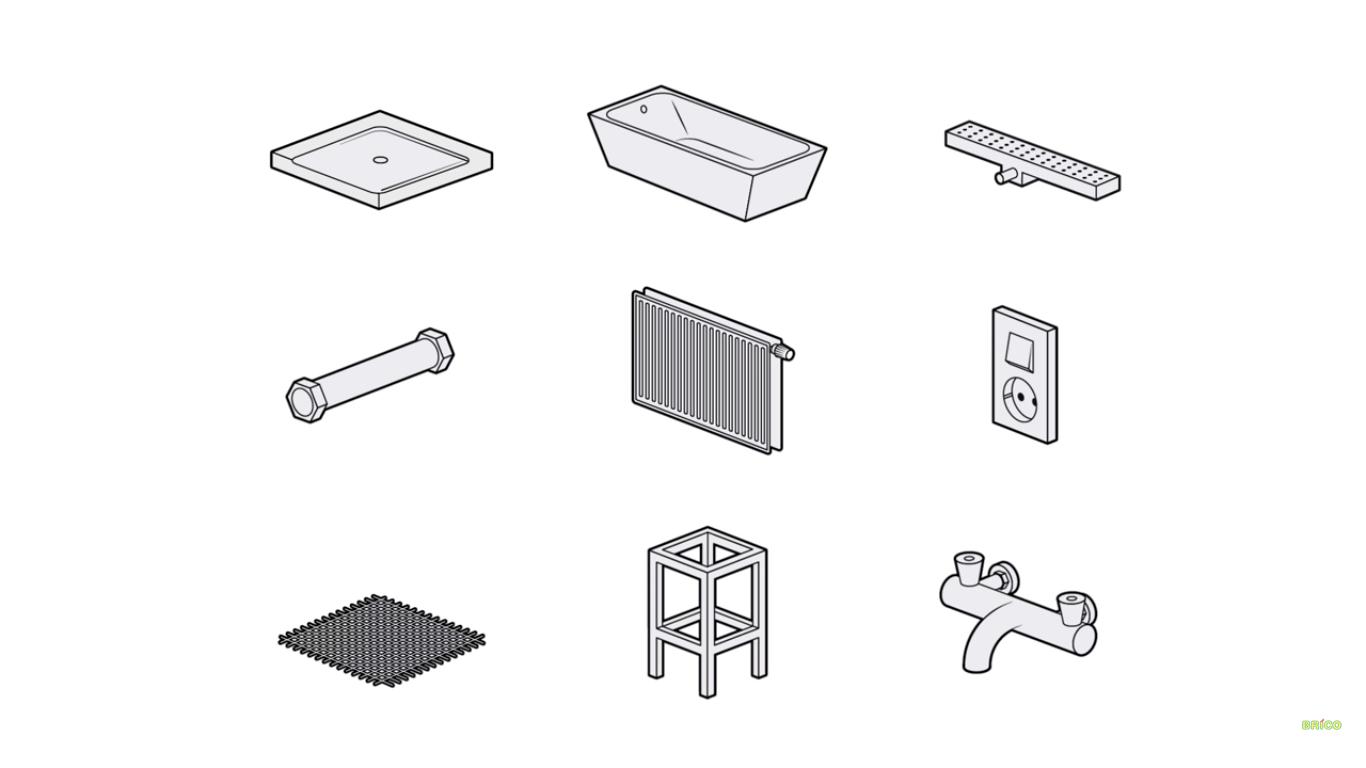 Metalen objecten aarden - Voor de makers