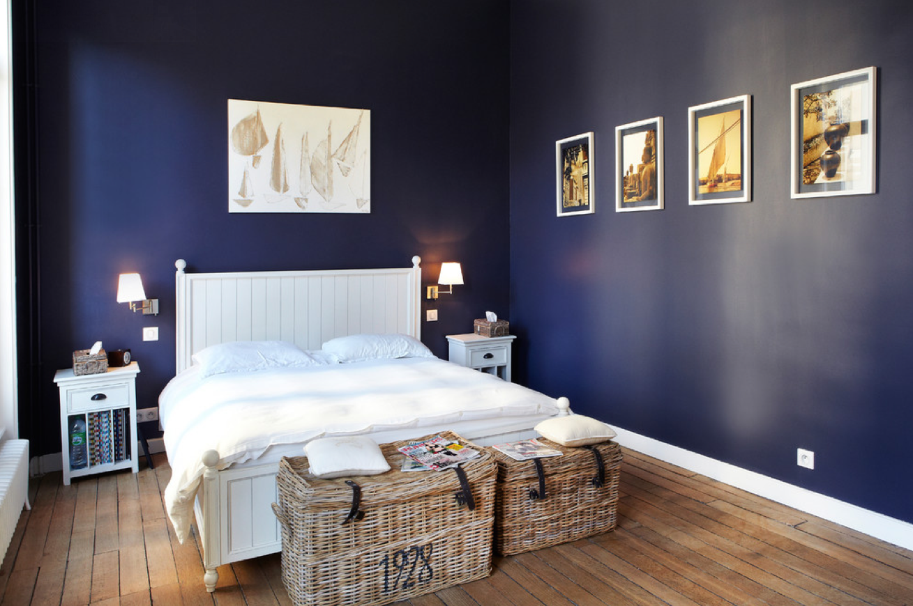 couleurs pour la chambre coucher pour les makers. Black Bedroom Furniture Sets. Home Design Ideas