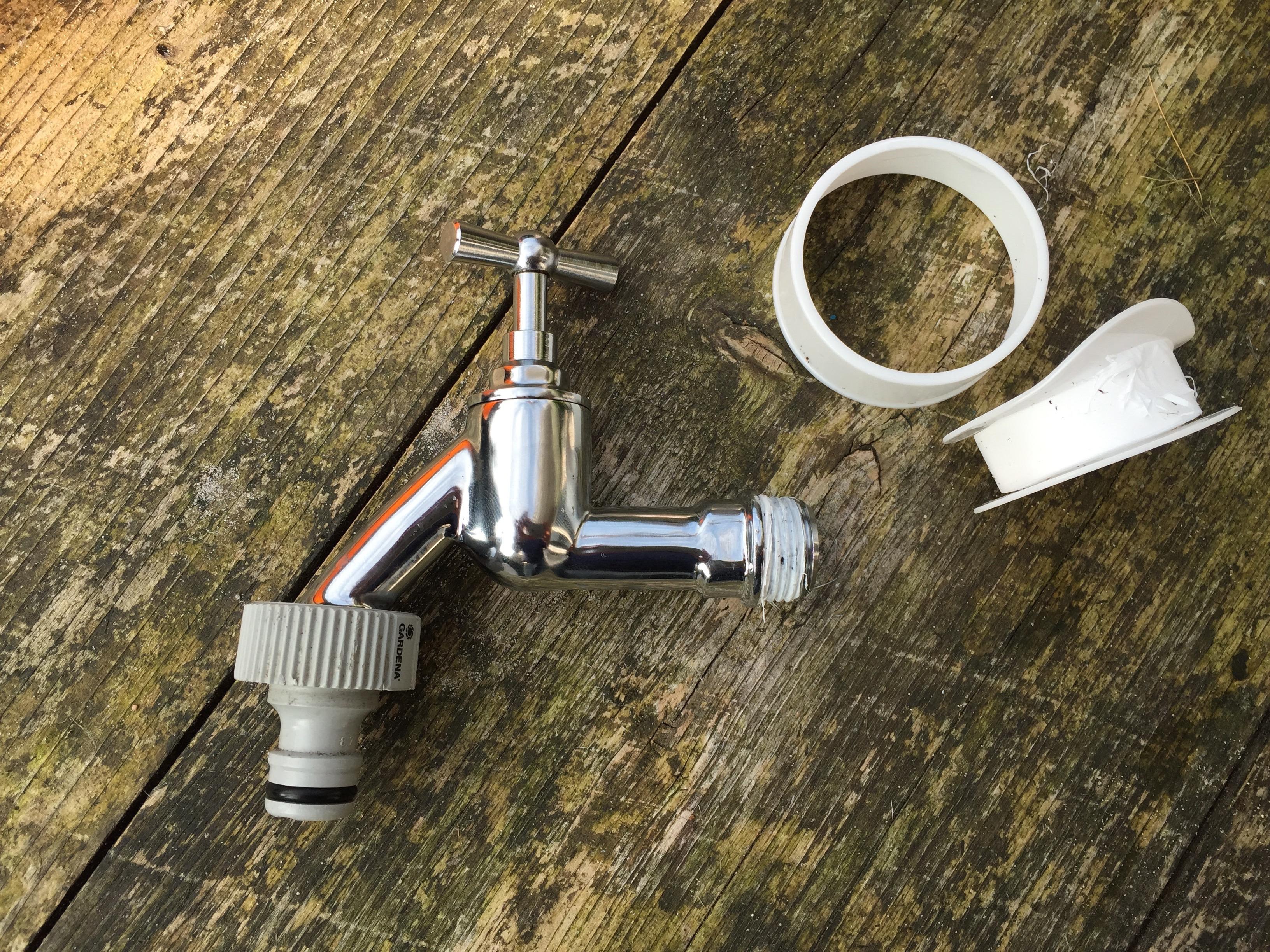 Reparer Un Robinet Exterieur Qui Fuit Pour Les Makers