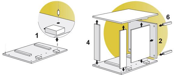 montage et pose dun meuble de salle de bains pour les