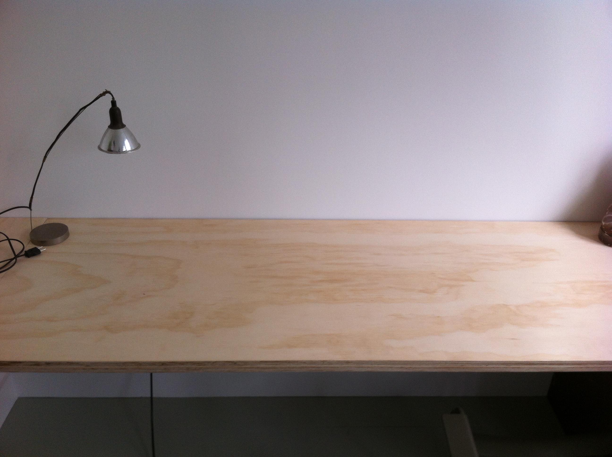 créer une tablette de bureau - pour les makers