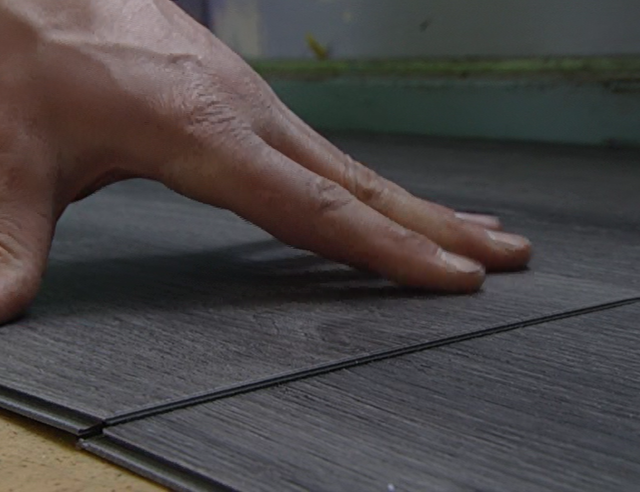 Klik vinyl laminaat leggen brico voor de makers