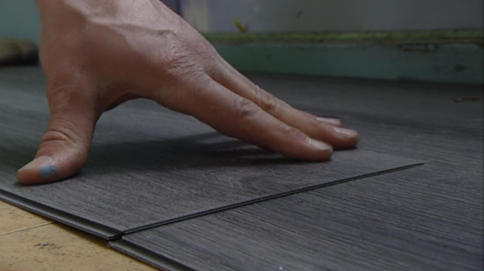 Hoe Laminaat Leggen : Klik vinyl laminaat leggen brico voor de makers