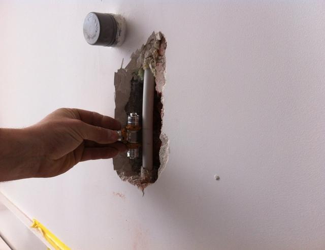 R aliser un robinet ext rieur pour les makers for Placer un robinet exterieur