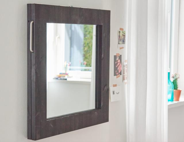Spiegelkast Badkamer Hout : Badkamer meubel hout 54lyp. finest hoge kast ikea kwaliteit picture